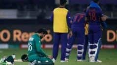 T20 World Cup 2021: भारत-पाकिस्तान के दौरान नमाज पढ़ते दिखे मोहम्मद रिजवान, देखें वीडियो