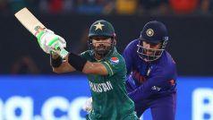India vs Pakistan: बड़बोले पाकिस्तानी मंत्री के अजब बोल, पाकिस्तान की जीत पर कही ऐसी ओछी बात