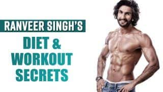 Want A Toned Body Like Ranveer Singh? Follow These Steps   Watch Ranveer Singh's Fitness Mantra