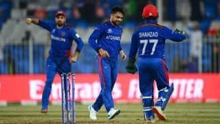 'Something to Smile' - Rashid Khan Pens Emotional Note For Afghan Fans After Big Win