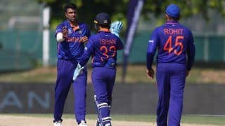 T20 World Cup Report: Captain Rohit, Bowlers Shine as India Crush Australia in Final Warm-up Match