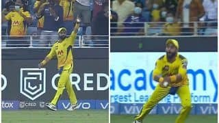 'Is There Anything he Cannot do?' Fans Wow 'Sir' Ja'Is There Anything he Cannot do?' Fans Wow 'Sir' Jadeja's Brilliant Catch to Send 'Dangerous' Iyer Packingdeja Takes a Screamer to Send 'Dangerous' Iyer Packing