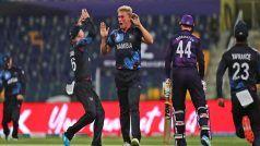 SCO vs NAM, T20 World Cup 2021: Ruben Trumpelmann ने फेंका 'विश्व कप इतिहास का सबसे कमाल ओवर', खुद ICC ने की तारीफ