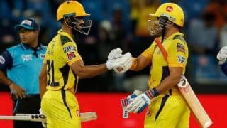IPL 2021 Today Match Report, DC vs CSK 2021 Scorecard: MS Dhoni's Chennai Super Kings Beat Delhi Capitals by 4 Wickets to Advance Into Record 9th Final