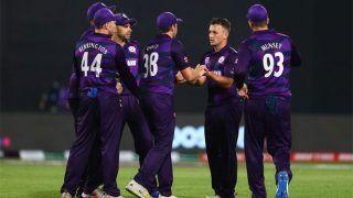 T20 World Cup: ओमान को हराकर अजेय स्कॉटलैंड शान से सुपर 12 में