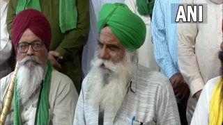 Farmer Union Condemns Killing of Man At Singhu Border, Demands Action Against Culprits   Key Points
