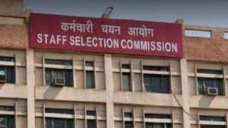 SSC Selection Phase-9 Post Recruitment 2021: Few Days Left For Registration. 10th, 12th Pass Eligible; Apply ONLINE at ssc.nic.in