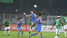 भारतीय फुटबॉल टीम को एशिया के टॉप 10 में लाना होगा: सुनील छेत्री
