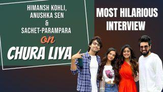 Exclusive : Sachet-Parampara, Himansh Kohli And Anushka Sen On