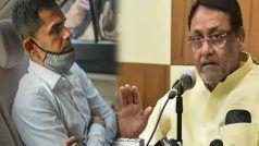 'सालभर में जाएगी समीर वानखेड़े की नौकरी'; महाराष्ट्र सरकार के मंत्री बोले- अब आपको जेल में देखे बिना...