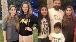 सानिया मिर्जा ने कैसे की पाक बल्लेबाज मोहम्मद हफीज की मदद, पत्नी हो जाती नाराज !