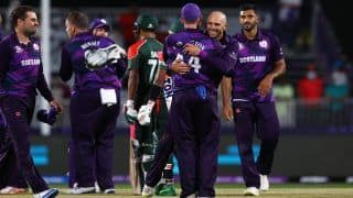 T20WC 2021: Scotland Captain Kyle Coetzer Highlights Challenges Team Faced Before Bangladesh Match, Says Special Feeling To Beat Them