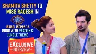 Big Boss 15 Shamita Shetty Exclusive: Reveals That She Would Miss Raqesh Bapat In BB15 But Excited About New Jungle Journey With OTT Contestant Pratik