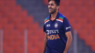 T20 World Cup 2021: भारत की 15 सदस्यीय टीम में बदलाव, Axar Patel के स्थान पर Shardul Thakur को मौका