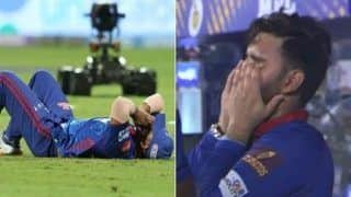 IPL 2021: Rishabh Pant, Prithvi Shaw in Tears After KKR Beat DC; Heartbreaking Video Goes Viral | WATCH