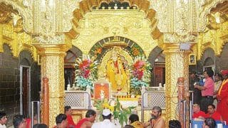 Maharashtra Allows Reopening of Shirdi Sai Baba Temple, Shani Shingnapur Temple From Oct 7 | Check Full List of Guidelines