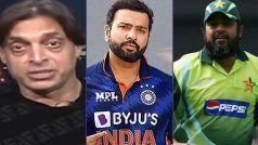 India vs Pakistan: शोएब अख्तर ने Rohit Sharma को बताया भारत का इंजमाम, Virat Kohli को लेकर कही ये बात