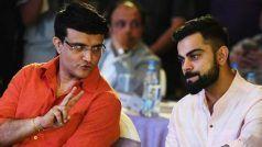 विराट कोहली के टी20 फॉर्मेट की कप्तानी छोड़ने के फैसले से हैरान था: BCCI अध्यक्ष सौरव गांगुली