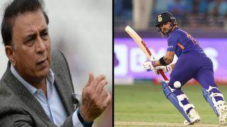 T20 World Cup 2021: Virat Kohli मंझे हुए खिलाड़ी, पाक के खिलाफ उन्होंने शानदार पारी खेली: गावस्कर