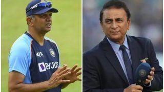 'Just a Formality' - Gavaskar on Dravid Applying For Head Coach