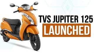 TVS Jupiter 125 Launched in India: Colors, Design, Features Revealed | Watch Video