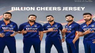 T20 World Cup: Team India Unveil New Jersey Ahead of the Tournament | See Prices, Where To Buy Official Fan Jerseys