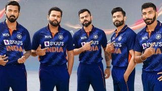 T20 World Cup 2021: BCCI ने लॉन्च की टीम इंडिया की नई जर्सी, बिल्कुल नए लुक में दिखेगी टीम इंडिया