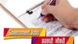 Uttar Pradesh Panchayat Sahayak Recruitment 2021: Vacancies Notified For 58,189 Panchayat Assistants; Check Imp Dates Here