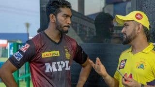 IPL 2021: 'He is Rightly Called Captain Cool' - KKR Star Venkatesh Iyer on Meeting MS Dhoni