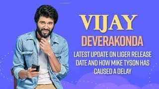 EXCLUSIVE Video : Vijay Deverakonda On Working Experience With Ananya Panday, Liger Release Date And His Love For Hip-Hop Music , Watch Video