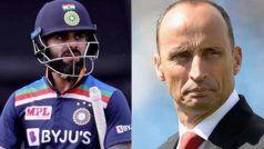 ICC T20 World Cup 2021: भारत खिताब जीतने की दावेदार लेकिन प्रबल दावेदार नहीं: नासिर हुसैन