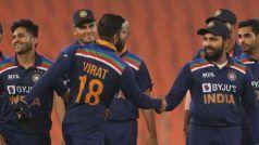 IND vs AUS Highlights, T20 World Cup 2021: हार्दिक ने लगाया जीत का छक्का, रोहित की 60 रन की पारी से भारत की आसान जीत