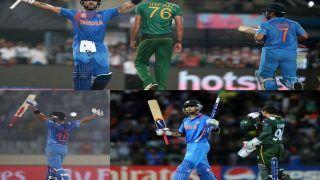 Virat Kohli Yet to be Dismissed vs Pakistan in World T20s | Check Stats