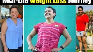 Real-Life Weight Loss Journey: Badminton Player Poorvisha S Ram Loses 14 Kilos by Eating Ice-Creams And Cakes