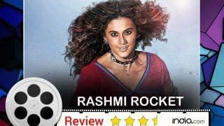Rashmi Rocket Review: Taapsee Pannu Brings an Important Film About Gender Issues, Sports And Beyond!