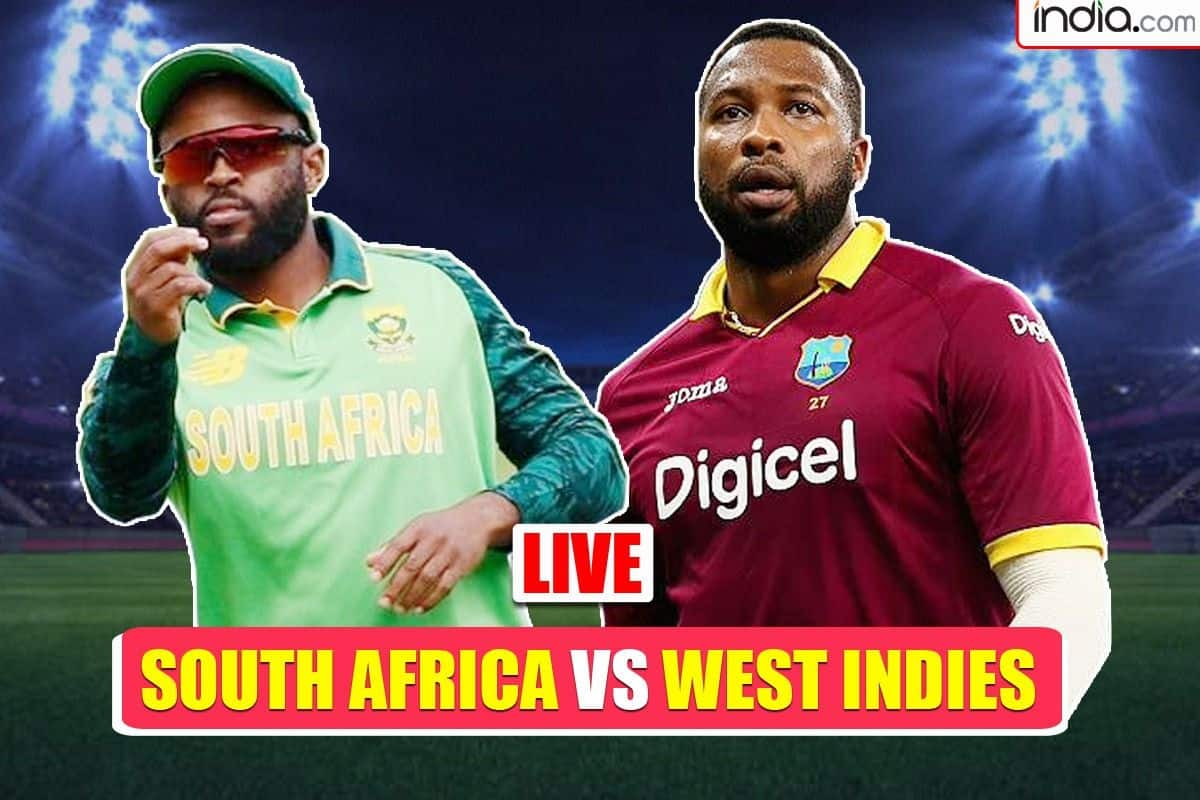 Highlights | T20 World Cup 2021, SA vs WI:  Makram Fifty Helps South Africa Beat West Indies By 8 Wickets