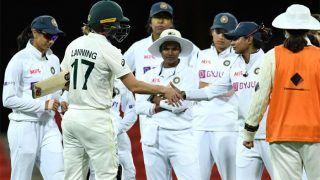 INDw vs AUSw: पिंक बॉल टेस्ट ड्रॉ, सीरीज में ऑस्ट्रेलिया के पास 2 अंकों की बढ़त