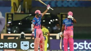 IPL 2021, RR vs CSK Highlights: यशस्वी जायसवाल-शिवम दुबे के अर्धशतकों की बदौलत राजस्थान ने चेन्नई को 7 विकेट से हराया