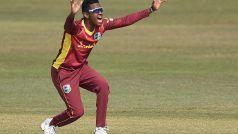 T20 World Cup 2021: अंतिम पलों में वेस्टइंडीज ने किया बड़ा बदलाव, Akeal Hosein टीम में शामिल