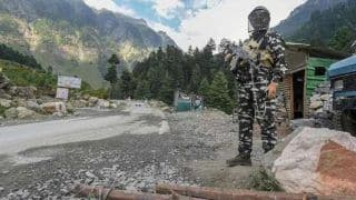 Jammu And Kashmir: Two LeT Terrorists Who Killed Bihar Labourers Gunned Down in Encounter