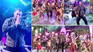 Bigg Boss 15 Premiere: Salman Khan Flaunts His Swag Moves On 'Jungle Hai Adhi Raat Hai' | Watch
