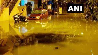 Bengaluru: Madiwala Lake Overflows Due To Heavy Rainfall, Several Areas Flooded