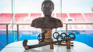 Odisha Baker Makes 72-kg Chocolate Sculpture of CM Naveen Patnaik on the BJD chief's 75th Birthday