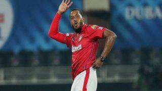 CSK vs PBKS, IPL 2021: जीत के बावजूद Punjab Kings प्लेऑफ से बाहर, टूट गया तेज गेंदबाज Chris Jordan का दिल