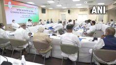 CWC Meeting LIVE: सोनिया गांधी की अध्यक्षता में कांग्रेस कार्यसमिति की अहम बैठक शुरू, अध्यक्ष पद का भी होगा बड़ा फैसला?
