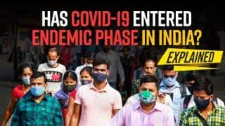 Has Covid-19 Entered Endemic Phase in India? Explained | Watch Video