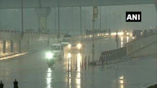 Delhi Rains: दिल्ली-एनसीआर में मौसम ने बदला मिजाज, सुबह से हो रही बारिश, कल भी बरसेंगे बादल