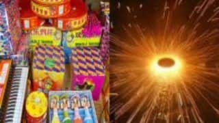 Punjab Bans Manufacturing, Sale of Firecrackers Ahead of Diwali; Issues New Timing For Green Crackers | Details Here