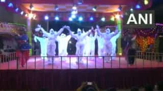 Viral Video: Girls Perform Garba in PPE Kits During Navratri to Raise COVID Awareness | Watch