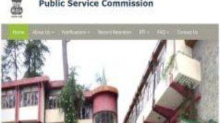 HPPSC Prelims Result 2021 Released for the Post of Range Forest Officer on hppsc.gov.in.